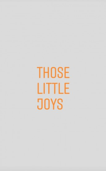 Those Little Joys