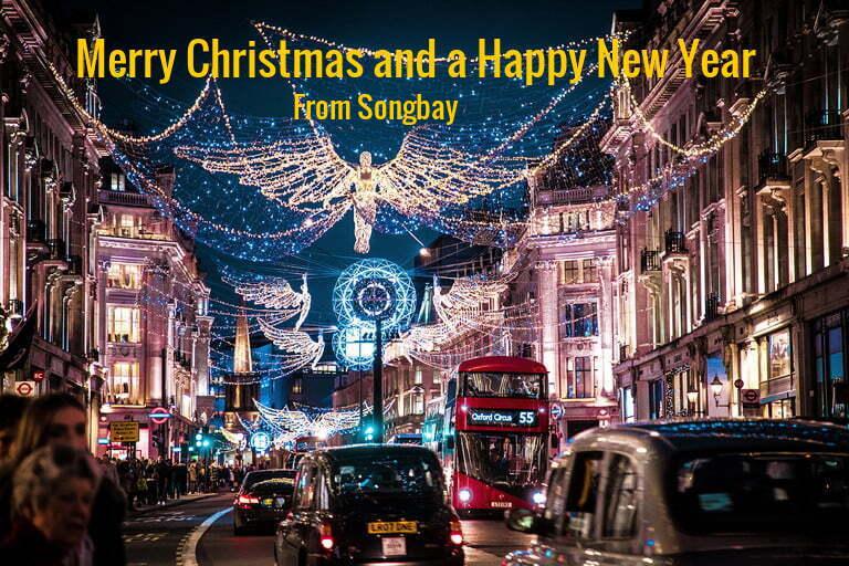 Songbay Merry Christmas